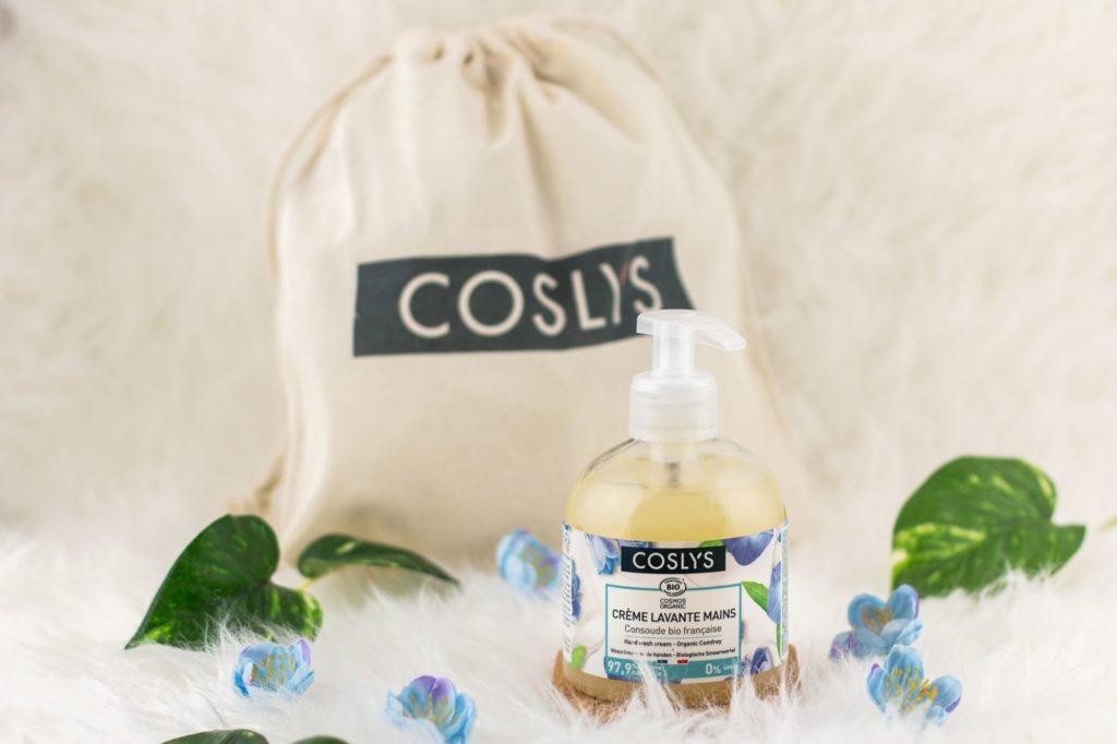 Crème lavante mains à la consoude Coslys