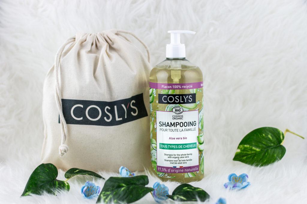 Shampoing pour toute la famille Coslys