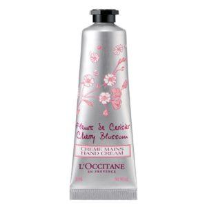 L'Occitane crème mains fleurs de cerisier