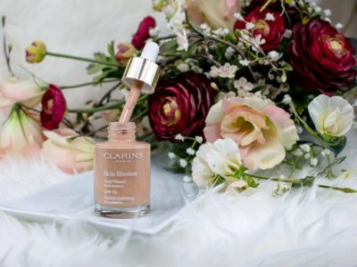 Skin Illusion Clarins Mon grain de folie